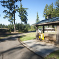 Hares Canyon Horse Camp, L.L. Stub Stewart State Park.- Hares Canyon Horse Camp