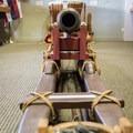 King Kamehameha mounted cannons to the smaller and lower Mailekini Heiau.- Pu'ukoholā Heiau National Historic Site