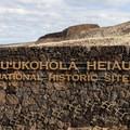 Pu'ukoholā Heiau National Historic Site.- Pu'ukoholā Heiau National Historic Site