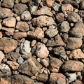 These enormous walls were built by hand-placed stones and use no mortar.- Pu'ukoholā Heiau National Historic Site