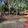 The Ala Kahakai National Historic Trail leads through this site.- Pu'ukoholā Heiau National Historic Site