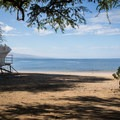 Spencer Beach is a great choice for families because of the protected water and the lifeguard station.- Samuel M. Spencer Beach Park Campground