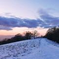 Beautiful views from the Rifugio La Fossa.- Rifugio La Fossa Snowshoe, Monte Terminillo