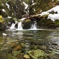 Ipsut Falls.- Carbon River to Ipsut Falls