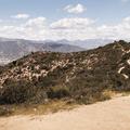 Continuing east to Cahuenga Peak.- Hollywood Sign via Lake Hollywood Drive