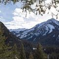 Kessler Peak (10,403 ft).- Mill D North to Dog Lake Snowshoe