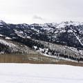 Left to right: Peak 10420, Clayton Peak, Mount Wolverine, Honeycomb Cliffs.- Willow Knob Tour