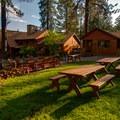 The Standalone Cottages. Photo courtesy of Cedar Glen Lodge.- Cedar Glen Lodge