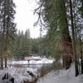 Clear Lake Resort.- Clear Lake Snowshoe