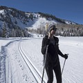 Even beginners have a great time here.- Solitude Nordic Center