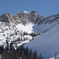 Monte Cristo (11,1162 ft).- Lake Blanche Snowshoe