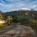 As the trail parallels the road, you'll pass through an upscale Malibu neighborhood.- Escondido Falls