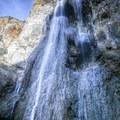 Upper Escondido Falls.- Escondido Falls