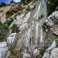 Another angle of Tangerine Falls.- Tangerine Falls