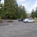 Parking area for Bake Stewart Park.- Bake Stewart Park