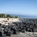 Old Kona Airport Beach Park.- Old Kona Airport Beach Park