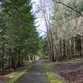 Row River National Recreation Trail. - Row River National Recreation Trail