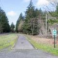 Row River Trail near Culp Creek.- Row River National Recreation Trail