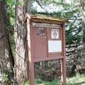 Smith Creek Trailhead on the Row River Trail.- Row River National Recreation Trail