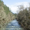 Row River.- Row River National Recreation Trail