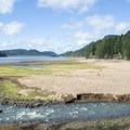 Dorena Lake near Harms Park.- Row River National Recreation Trail