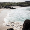 Manini'ōwali Beach.- Manini'ōwali Beach