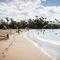 A-Bay Beach.- 'Anaeho'omalu Bay / A-Bay Beach