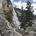 Nevada Fall.- Panorama Trail