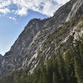 Back in Yosemite Valley.- Panorama Trail via Glacier Point