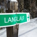 The trails are well marked and include difficulty ratings.- Smuggler's Notch Nordic Center