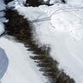 A stream from one of many bridges in the trail network.- Smuggler's Notch Nordic Center