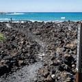 This trail leads all the way to Manini'owali Beach.- Kikaua Point Park + Beach