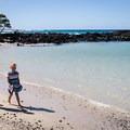 Kids rule here at Kikaua Point.- Kikaua Point Park + Beach