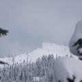 Granite Mountain lookout.- Pratt Mountain