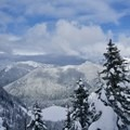 The Pratt Lake Basin.- Pratt Mountain