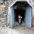 Ptarmigan Tunnel in Glacier National Park.- Ptarmigan Tunnel Hike via Lake Elizabeth Foot Campground