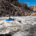 Number One on the Crooked River.- Crooked River: Lone Pine Bridge to Crooked River Ranch
