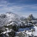 Mount Madison summit.- Mount Madison