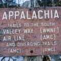 Appalachia Trailhead.- Mount Madison