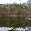 Hidden Lake.- Hidden Lake