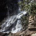 The lower falls of Glen Onoko.- Glen Onoko Falls