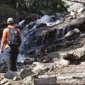 You'll eventually work your way closer to the falls.- Glen Onoko Falls