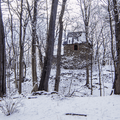 Historic Ice House.- Mills-Norrie State Park