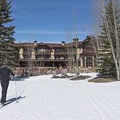 Hotel Park City.- White Pine Nordic Center