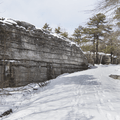 Castle Point Carriage Road.- Lake Minnewaska to Lake Awosting