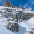 The terrain here can slide, so always pay attention to avalanche forecasts and conditions.- Lee Vining Ice Climbing Area