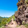 Yavapai Point Trail.- Yavapai Point Trail