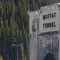 Moffat Tunnel.- Crater Lakes via East Portal Trailhead