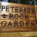 Welcome to Petersen Rock Garden.- Petersen Rock Garden