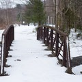 There are several bridges on the rec path.- Stowe Recreation Path